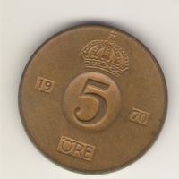 5 эре 1970 г.