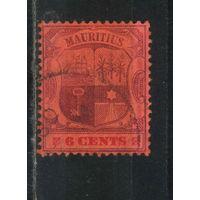 GB Маврикий 1904 Герб #127