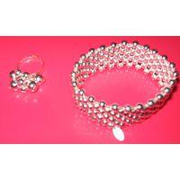 Набор - кольцо и браслет, фирма YVES ROCHER