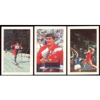 3 календарика Спорт Украина