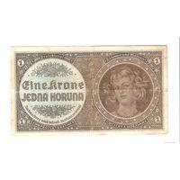 1 крона 1940 г.