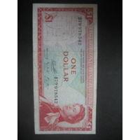 Восточно-Карибские штаты 1 доллар  1965