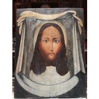 Икона Спас на Убрусе.19 Век...Большая!