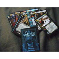 A Games of Thrones CCG Игра престолов ККИ