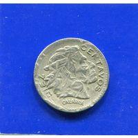 Колумбия 10 сентаво 1956 . Лот 2