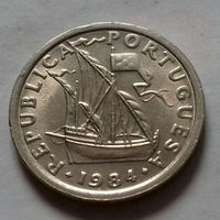 2,5 эскудо, Португалия 1984 г.