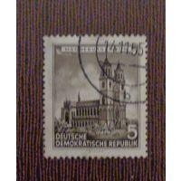 Знаменитые архитектурные шедевры. ГДР. Дата выпуска:1955-11-14.