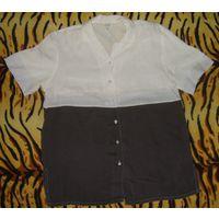 Рубашка льняная Renata Gibaldi р.50-52