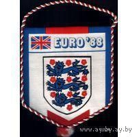 Вымпел Эмблема Федерации футбола Англии