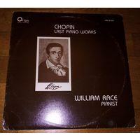 Chopin - William Race - Last Piano Works