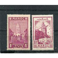 Марокко. Виды. Местные ландшафты