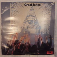 GREAT JONES - 1971 - GREAT JONES, (UK), LP