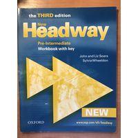 Headway pre-intermediate workbook