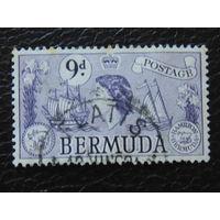 Бермудские острова 1958 г.