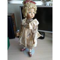"""Фарфоровая кукла """"Mary,Mary"""" от Dianna Effner"""