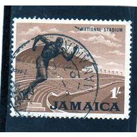 Ямайка.Ми-228.Национальный стадион.1964.