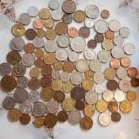 Монеты разных стран и времен 100 шт.    9