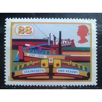 Англия 1993 200 лет с постройки каналов**