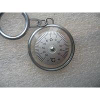 Брелок-термометр СССР Олимпиада 1980
