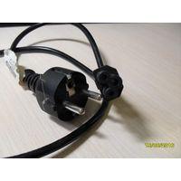 Кабель для ноутбучного зарядного 220В-вход зарядки