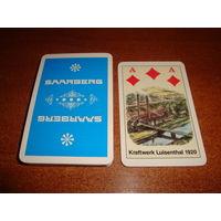 Игральные карты Kraftwerk