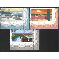 Германия 1997 Mi# 1943-1945 (MNH**)