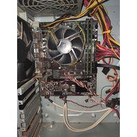 Комплект Xeon e5 2440 + мать + 16gb ddr3