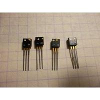 Транзисторы (?) (4шт) - одним лотом
