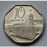 Куба, 10 сентаво 2000 г.