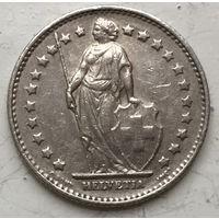 Швейцария, 1 франк 1969