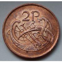 Ирландия, 2 пенса 2000 г.