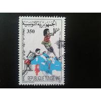 Тунис 1997 спорт