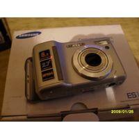 Фотоаппарат samsung s830 бу нерабочий на запчасти