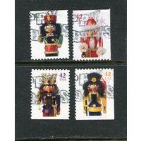 США. Рождество 2008