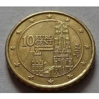 10 евроцентов, Австрия 2014 г., UNC