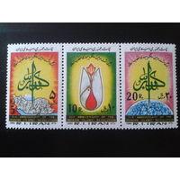 Иран 1982 3-х летие победы исламской революции, сцепка