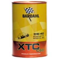 BARDAHL 5W40 Серия масел XTC C60