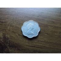 Восточные Карибы 1 цент 1993