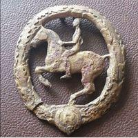 Нагрудный знак(Общество верховой езды) Германия
