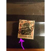 1902 Германия Рейх мих73 оценка 2,8 евро (3-12)