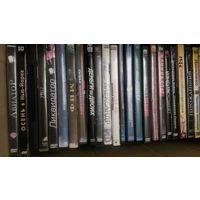 DVD диски Фильмы разные