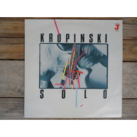Uwe Kropinski - Kropinski solo - Amiga, ГДР - 1985 г.