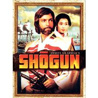 Сегун (реж. Джерри Лондон, США-Япония, 1980) (2 двд)