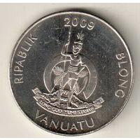 Вануату 50 вату 2009