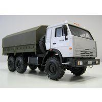 КАМАЗ-43114 конверсия