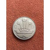 Кирибати 5 долларов 1981 г., редкая