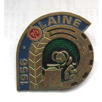 P/s LAINE 1956. Совхоз