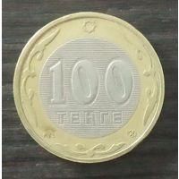 Казахстан. 100 тенге 2006 г.