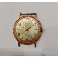 Редкие часы СССР POLJOT de luxe automatic 29 jewels SHOCK-RESIST. Без МЦ!
