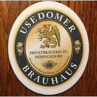 Подставка под пиво Usedomer Brauhaus